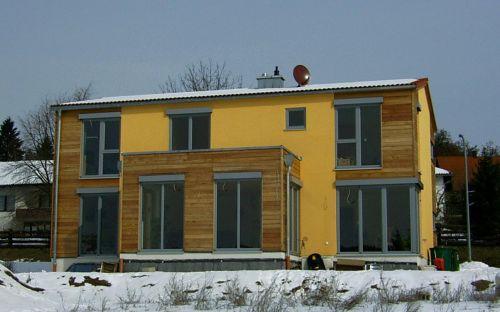 neubau eines einfamilienwohnhauses mit garage und carport knipl pracht partner. Black Bedroom Furniture Sets. Home Design Ideas