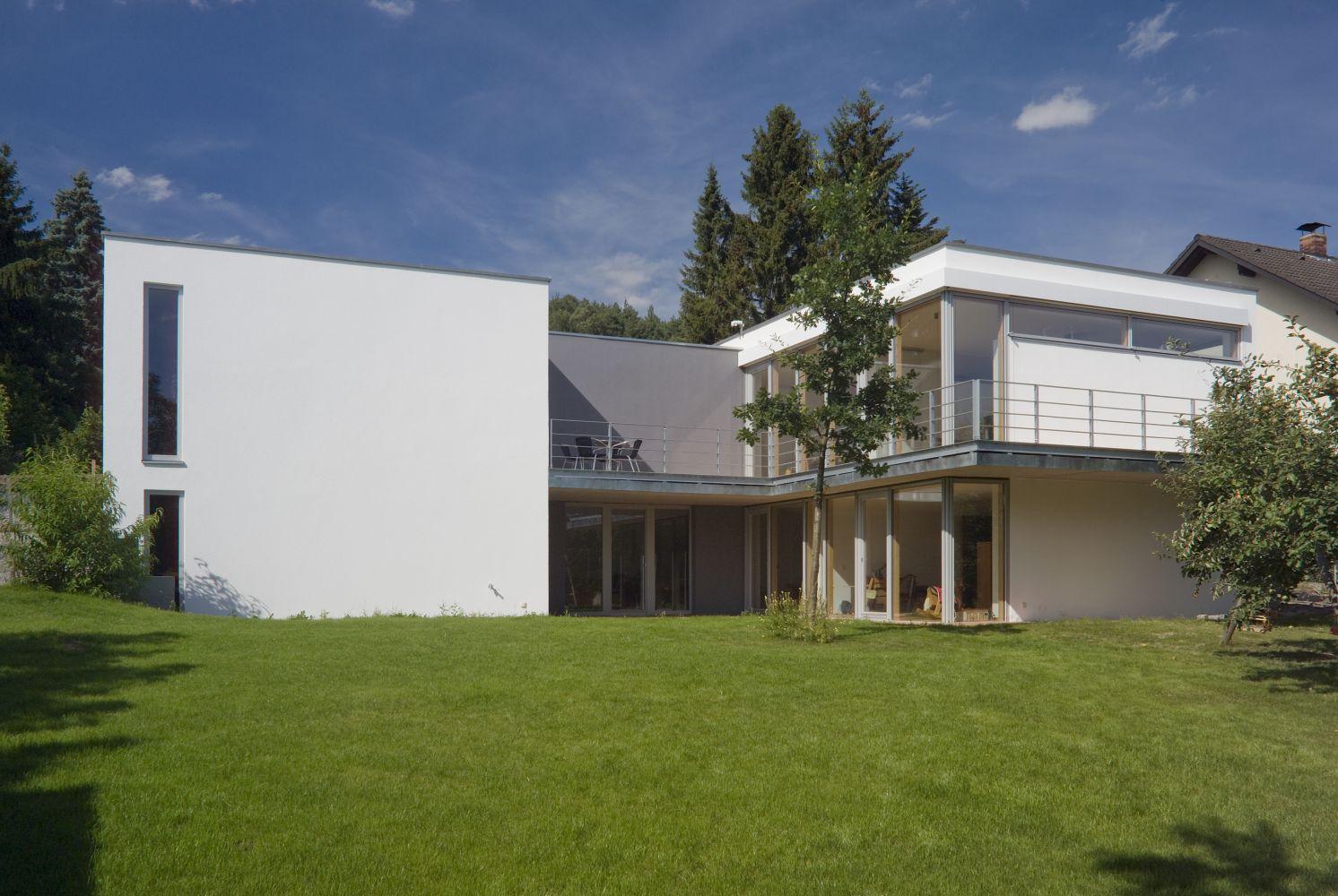Neubau eines Einfamilienwohnhauses mit Doppelgarage Zant