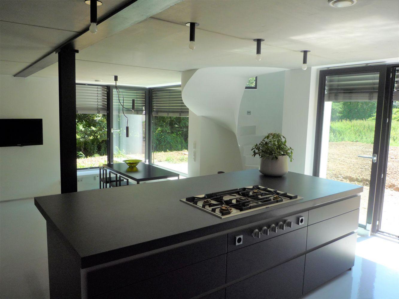 Neubau Eines Doppelhauses Mit Bürotrakt Und Lagerhalle Graf