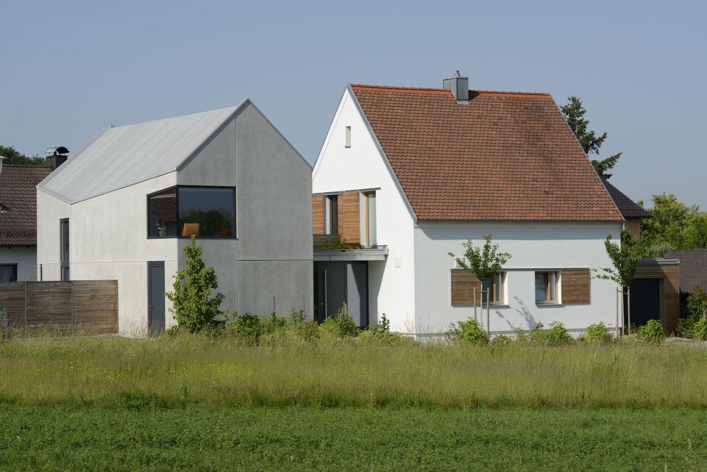 Umbau Und Erweiterung Einer Einfamilienwohnhauses Horn