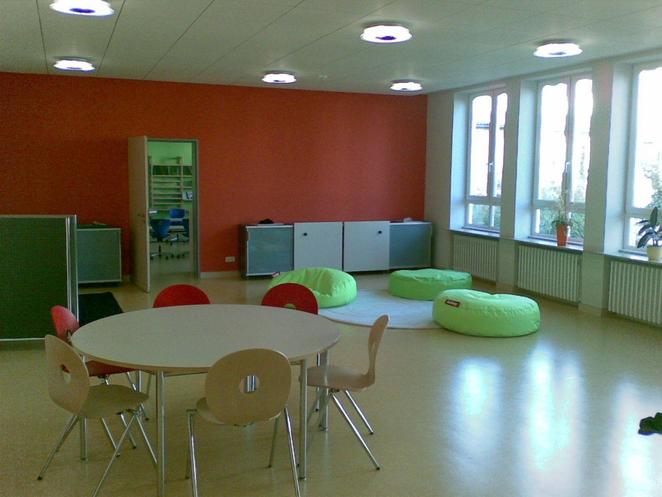 Kinderhort An Der Lindenschule Schwandorf