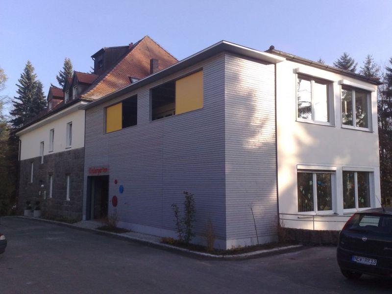 Jugendhilfeeinrichtung Alte Villa In Windischeschenbach