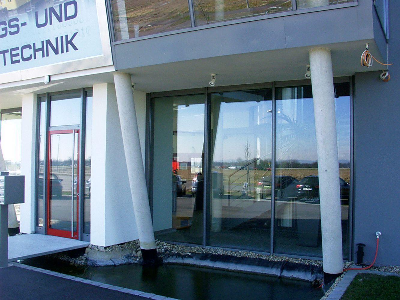 Bürogebäude Mintraching