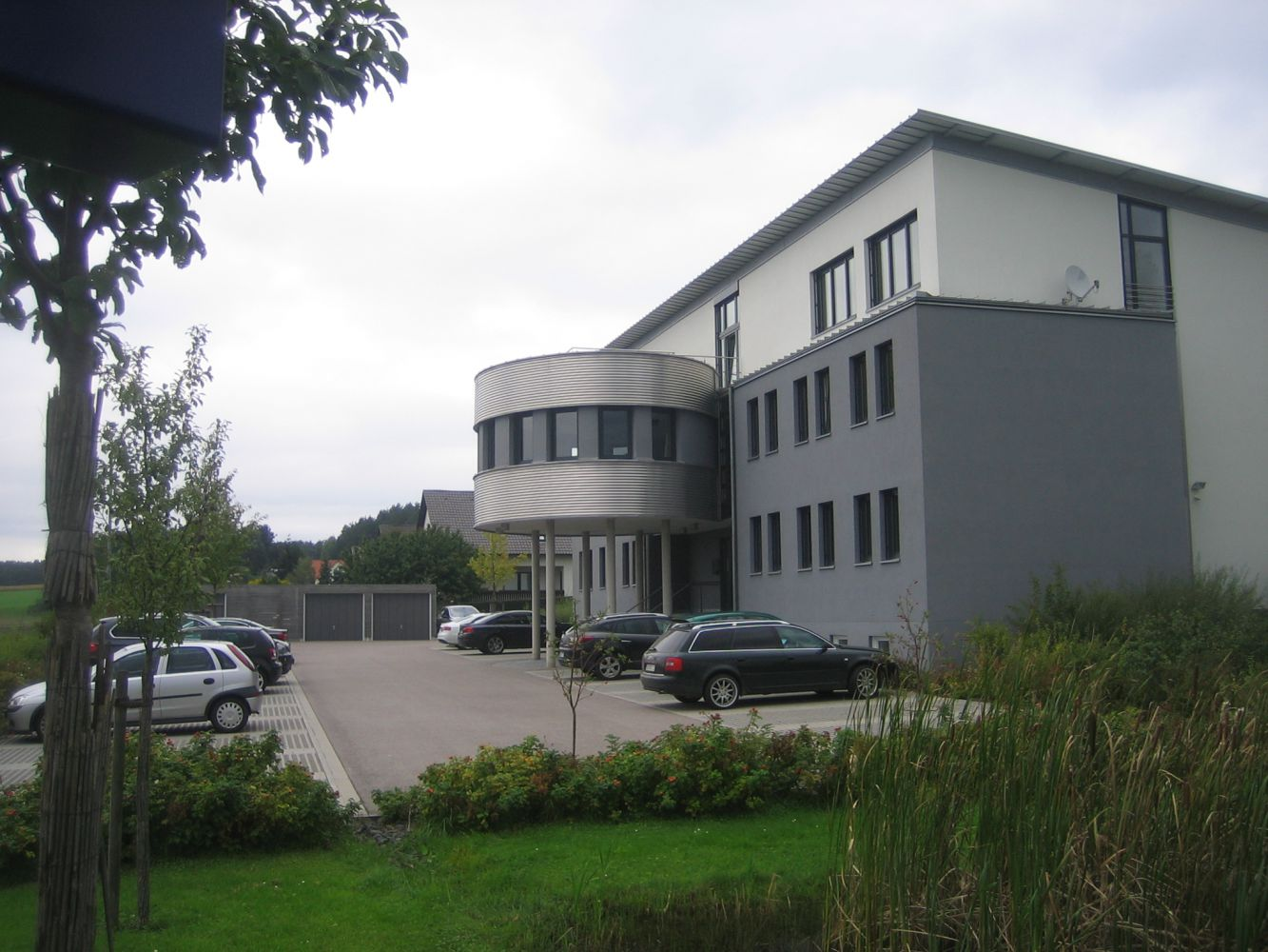Bürogebäude Wackersdorf