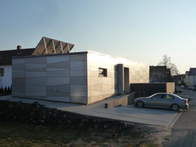 Neubau Eines Geschäftshauses Glöckler