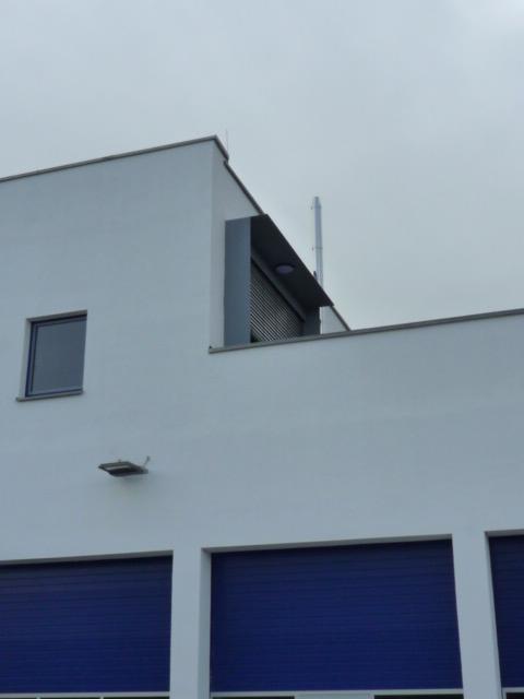 THW-Gebäude Roding