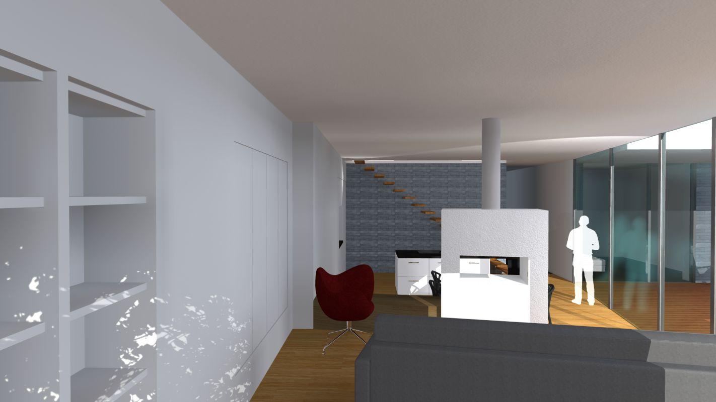 Neubau eines Einfamilienwohnhauses - Haus S (Baubeginn 2018) · Knipl ...